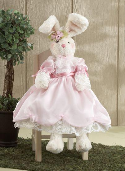 Savannah Rose Victorian Bunny (She now has a name!)