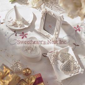 Bridal Jewelry Four Piece Gift Set, Wedding