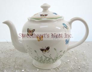 Butterfly Teapot