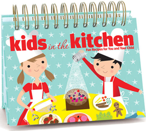 Kids In The Kitchen Recipe Book
