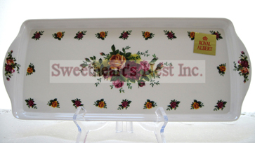 Royal Albert Old Country Roses Sandwich Tray