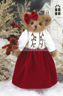 Scarlet & Songbird Bearington Bear