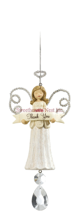 Thank You Ornament Angel