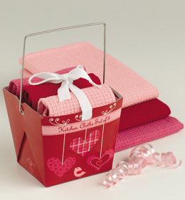 Valentine's Day Take Out Gift Set