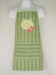 Frog Apron For Children
