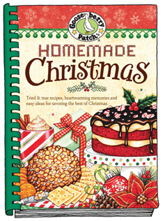 Gooseberry Patch Homemade Christmas, Free Shipping!