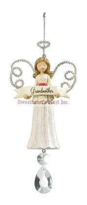 Grandmother Angel Ornament