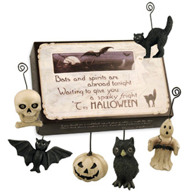 Hallows Eve Ornaments In A Box, Bethany Lowe