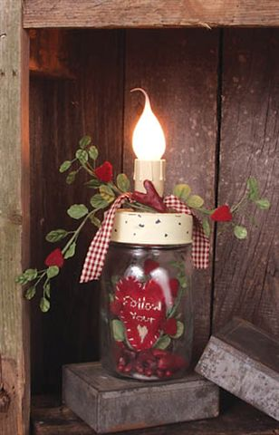 Heart Felt Candle Light