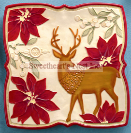 Reindeer Appetizer Tray