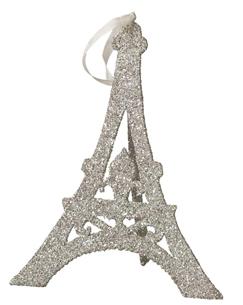 Eiffel Tower Ornament, Wendy Addison