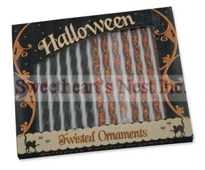Halloween Twisted Ornaments, Bethany Lowe
