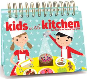 Kids In The Kitchen Recipe Book