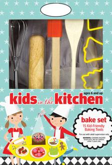 Kids In The Kitchen Baking Set