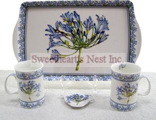 Lavender Dream Tea For Two Set