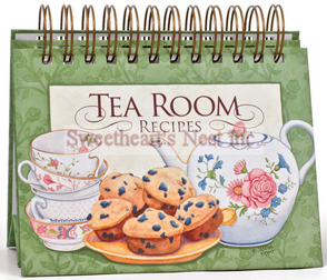 Tea Room Recipe Book