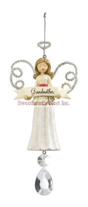 Grandmother Angel Ornament