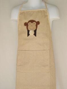 Monkey Apron For Children