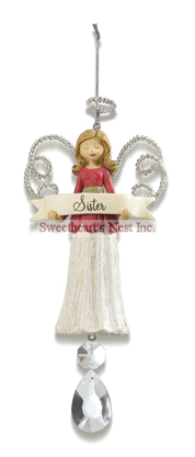 Sister Angel Ornament